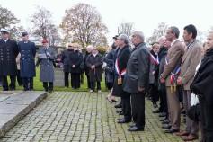 jour du deuil national allemand - 16 novembre 2014