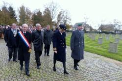 jour du deuil national allemand - 16 novembre 2016 - solers